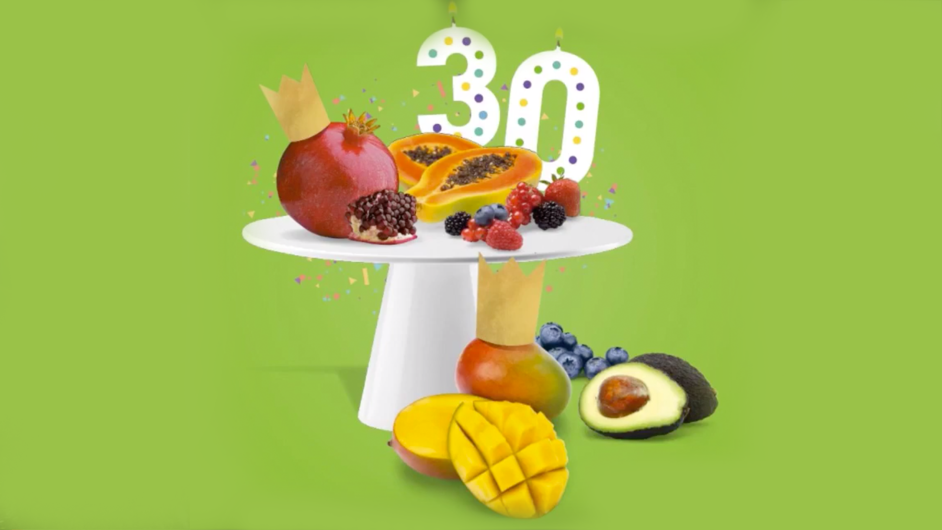 Special Fruit 30 years